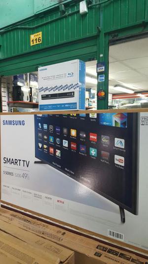 Televisor 49 Blue Ray Marca Samsung