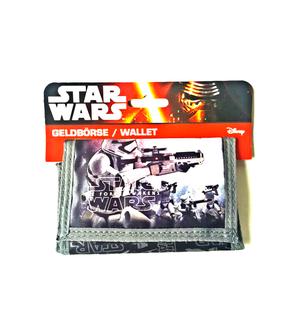 Billetera Star Wars Force Awakens / El Despertar De La
