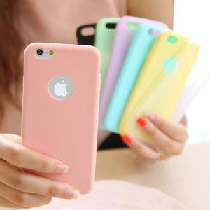 Case de silicona para Iphone 6