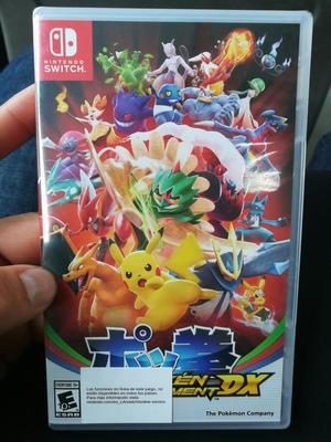 Pokken Tournament Dx Nintendo Switch Posot Class