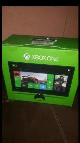 Xbox One 500gb Pack Mandos 18juegos Transformador Miniteclad