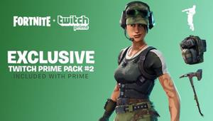 Fortnite Prime Pack 2! - Pavos Fornite