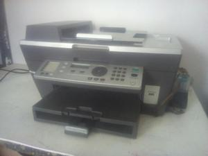 Impresora Multifuncional Lexmark con Sistema Continuo