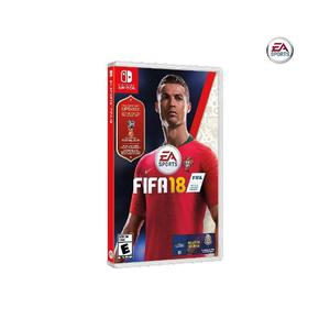Fifa 18 Nintendo Switch Edición World Cup - Preventa