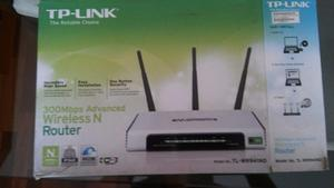 Tp-link Tl-wr941nd 300 Mbps Advanced Wireless N Router