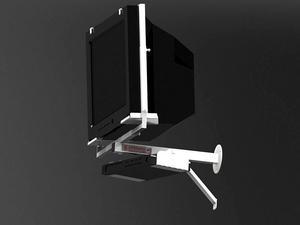 Rack Para Tv Convencional De 14 A 21 Instalación