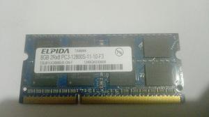 Memoria Ram 8gb Ddr3 para Laptop Bus 16