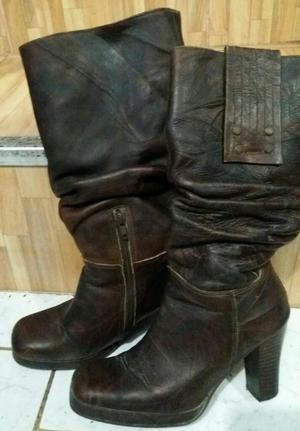 Botas Largas para Mujer