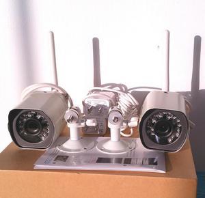 Camaras de Seguridad/Video Vigilancia Zmodo 720P HD al Aire