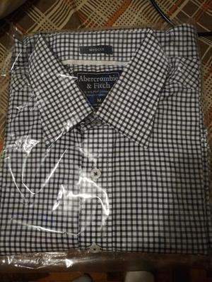 Camisa Marca Abercrombie Fitch Talla M