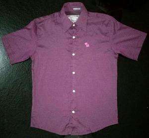 Camisa de Hombre Abercrombie Fitch
