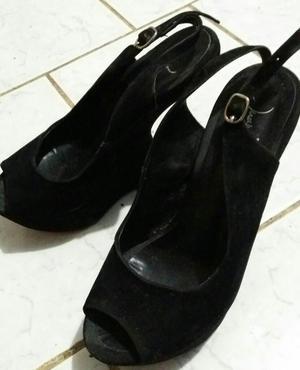 Zapato para Mujer Gamuzado