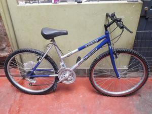 Vendo Bicicleta Montañera, Aro 26 de 18 Cambios
