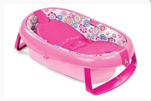 Bañera Tina Bebe Summer Infant Easystore Comfort Tub color