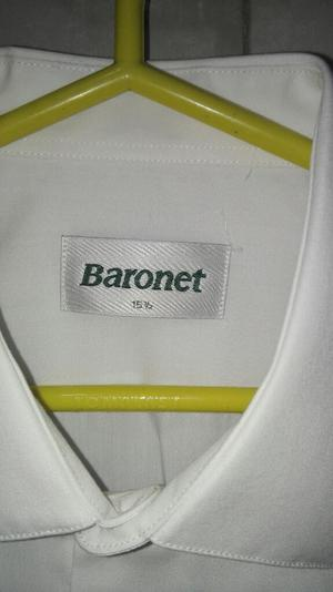 Camisa Baronet