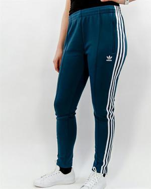 Pantalón Azul Adidas Originals Adicolor