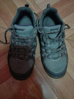 Zapatillas Hi Tec Talla 34