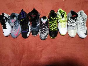 Zapatillas Nike Adidas Convers Salomon