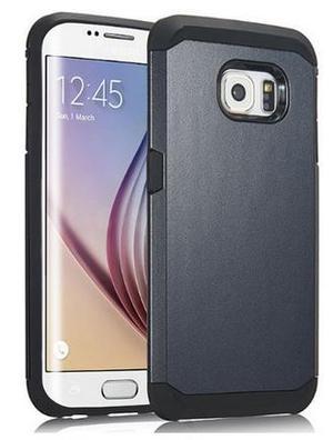 Carcasa Cover Protector Spigen Galaxy S6 Case Tough Armor