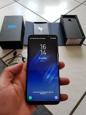 Samsung S8 Plus estado