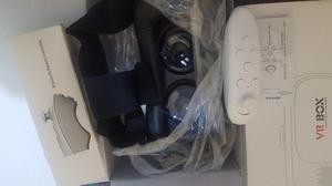 LENTES DE REALIDAD VIRTUAL VR BOX 2.0 MAS CONTROL BLUETOOTH