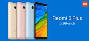 Xiaomi Redmi 5 Plus VERSION GLOBAL 4GB RAM/64GB INTERNA,