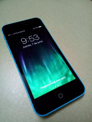 iPhone 5c 8gb 4g Lte Acepto Cambios