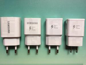 Adaptador Enchufe Carga Rapida Original Samsung