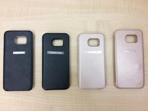 Elegante Funda Cuero Samsung Galaxy S7,Edge