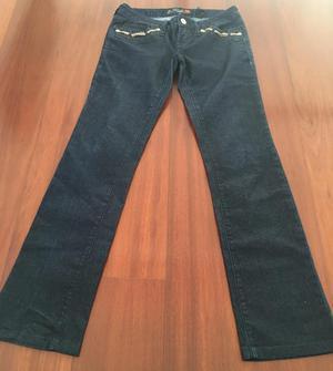Pantalón jean de mujer usado GUESS auténtico talla 26 como