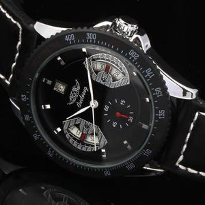 Reloj negro Digital