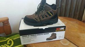 Vendo Zapatos de Seguridad Talla 37