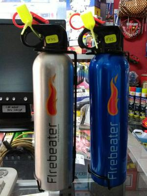 EXTINGUIDORES DEPORTIVOS FIRE TEST RATING 13 B / CLASS A BC