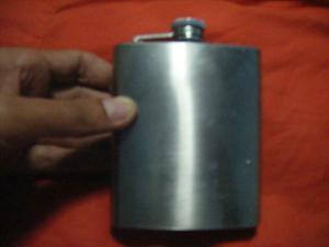 Licorera de Aluminio Nuevo