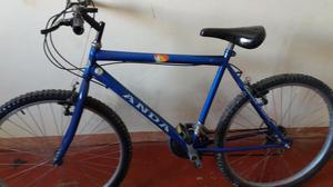 Vendo Bicicleta Montañera Aro 26 de 18 cambios, Tiene Aros