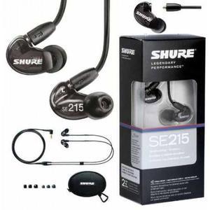 audifono shure 215 sellados