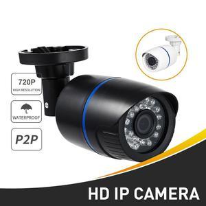 Cámara de Seguridad IP WIFI HD 720P Vigilancia para