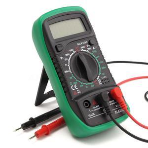 Multímetro Voltímetro Amperímetro probador Medidor AC/DC