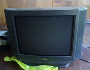 Remato Tv Televisor 21 Pulgadas Sony Triniton