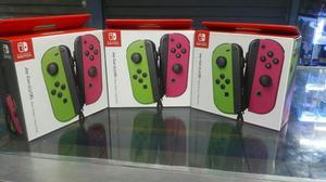 control Joy con Nintendo Switch Nuevo Y Sellado Stock
