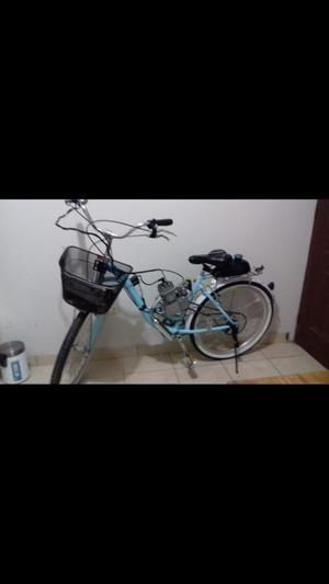 Bicicleta con Motor Bicimoto Remate