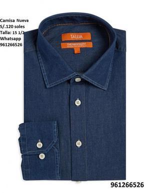 Camisa Levis Hombre Mason Fit S/.120 Soles