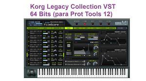 Korg Legacy Collection 64 Bits Para Pro Tools 12