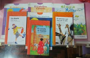 Libros Plan Lector Primaria