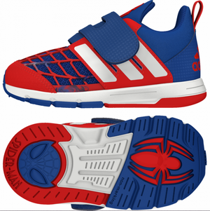 Zapatillas Adidas Spiderman / Nuevas y Originales Talla 20