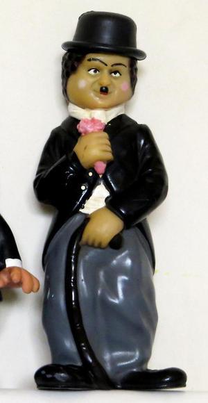 Figura Charles Chaplin De Coleccion
