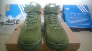 Nike Air Force One High Nuevas en Caja