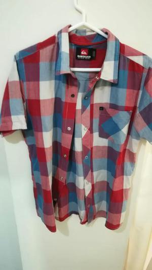Camisa Quiksilver Original de Tienda