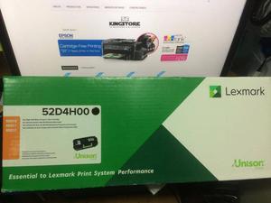 Toner Lexmark 52d4x0e Para Impresoras Ms810, Ms811, Ms812