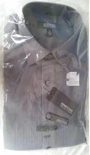 Camisa Kenneth Cole Reaction Negro